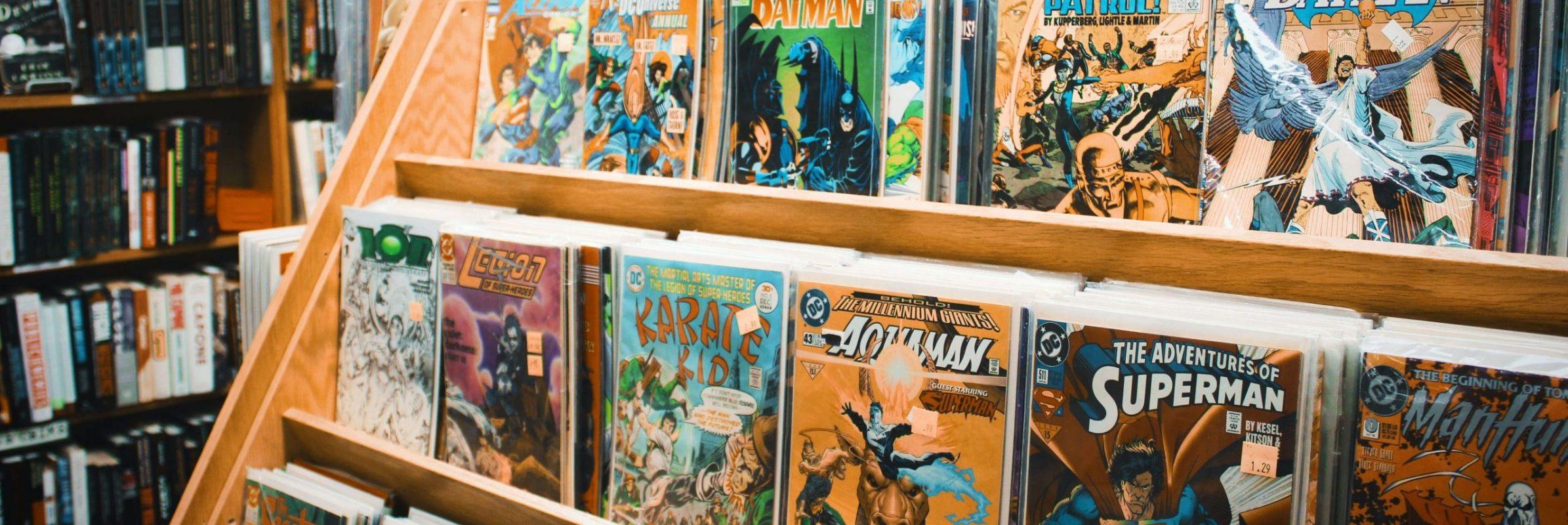 Warner Bros e DC: arrivano i podcast